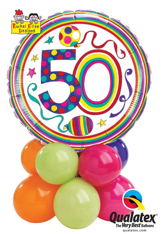 Rachel Ellen 50th Birthday Mini Image