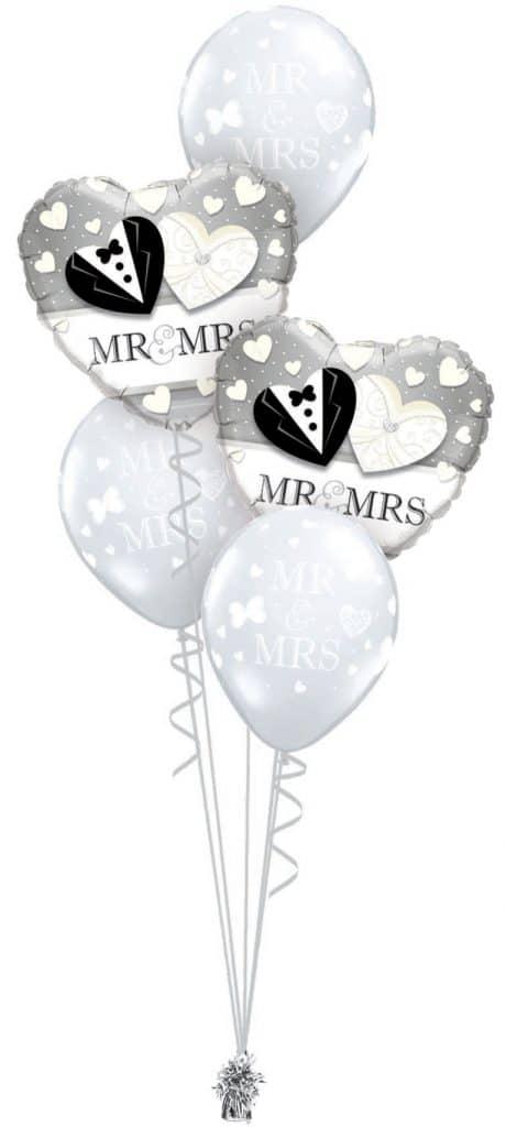 Mr & Mrs Classic Image