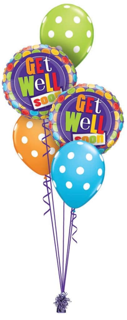 Get Well Soon Classic Image