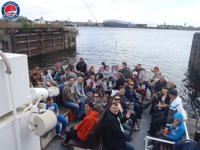 cardiff bay boat tours
