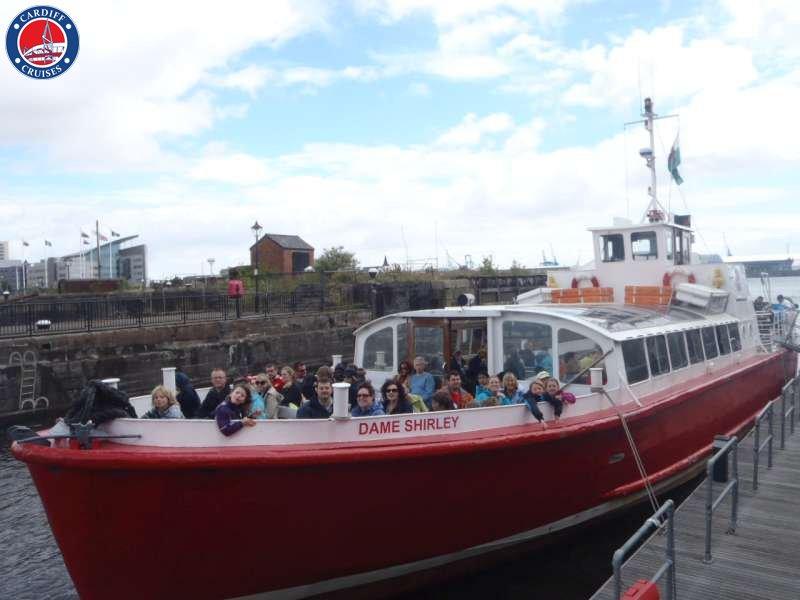 cardiff bay boat