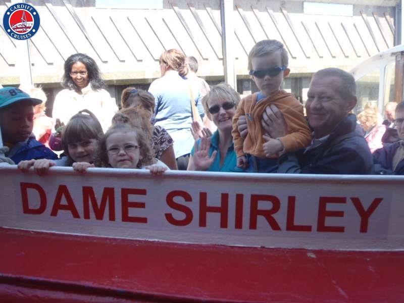 penarth boat trips