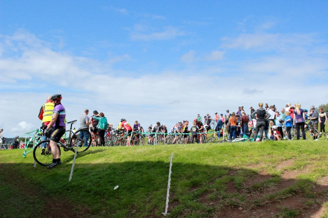 Cardiff Cyclocross Welsh League 2016 Jif Llanishen High School