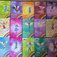 10 things you'll know if you have a child obsessed with Rainbow Magic books
