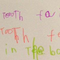 Swallowed teeth, lost teeth and other tooth fairy conundrums