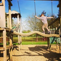 15 playgrounds in and around Cardiff my children love