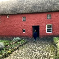 Half term activities and family explorer packs at St Fagans National History Museum Cardiff
