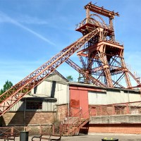 Welsh coal mining history at Rhondda Heritage Park
