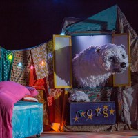 Theatre review: The Bear at Wales Millennium Centre