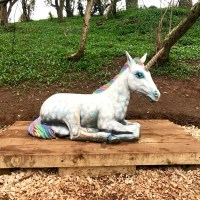 There's a unicorn in the woods at Mountain View Ranch – plus other new things for summer 2018