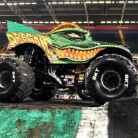Monster Jam 2018 at Cardiff Principality Stadium - review