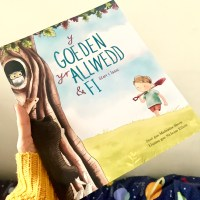 Y Goeden, Yr Allwedd & Fi – the beautiful Welsh language storybook where your child is the hero (also available in English) (AD)