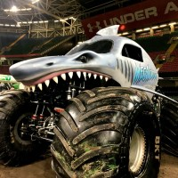 Monster Jam at Principality Stadium Cardiff – review