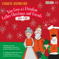 WIN A Father Christmas and Friends: At Home experience with National Museum Wales (AD)
