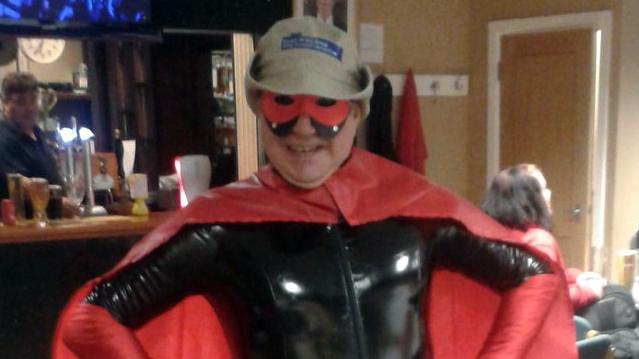 Announcing… The Masked Avenger!