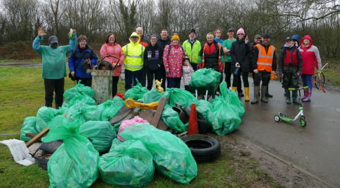 Event 189: Hendre Lake (3 March 2019)