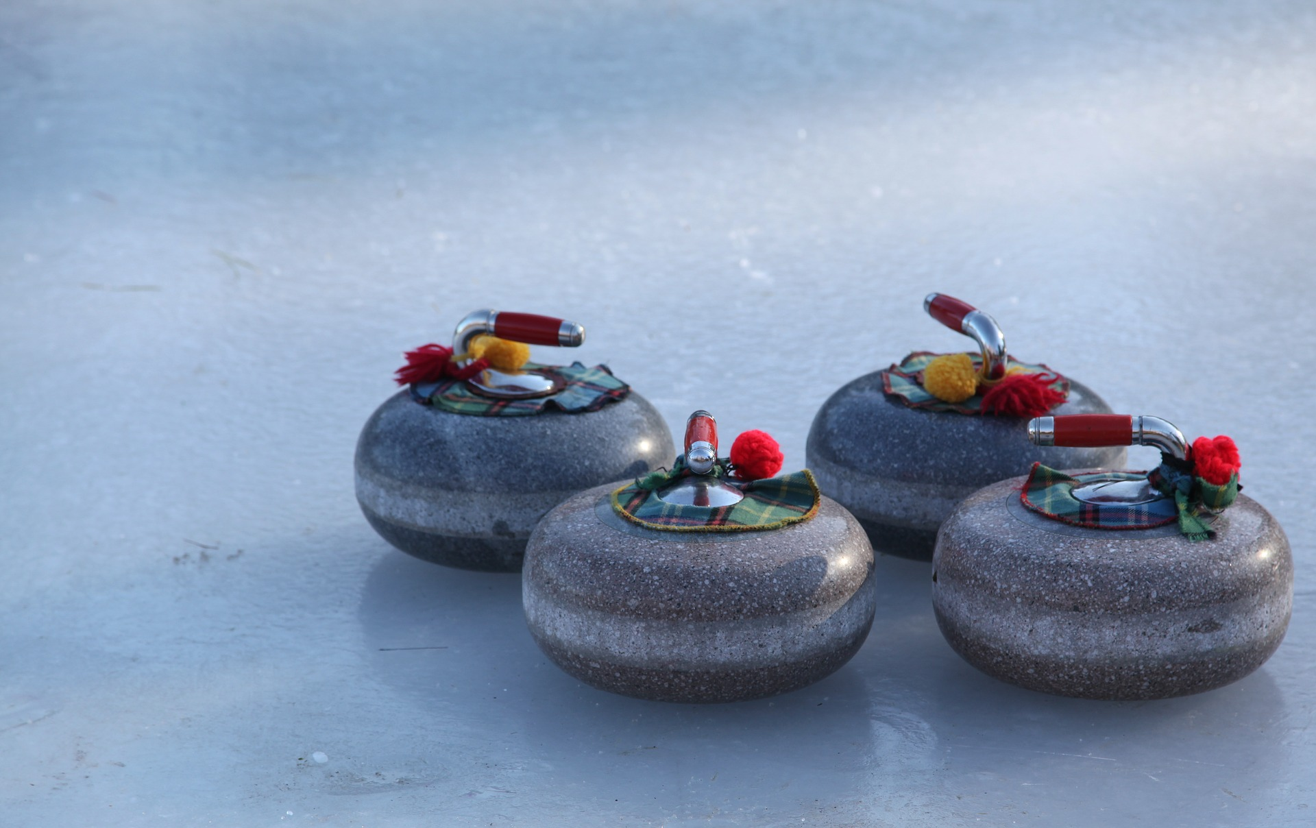 Winter Olympics The Science Of Curling