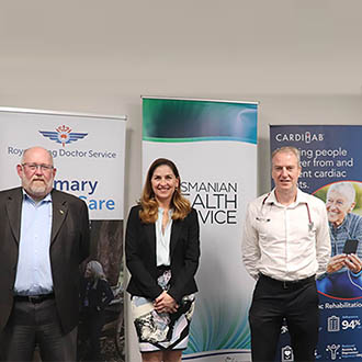 Cardihab to partner with Tasmanian Health Service and Royal Flying Doctor Service
