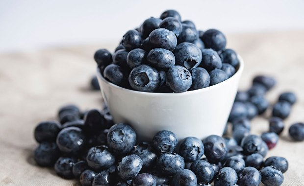 Blueberries for National Nutrition Month