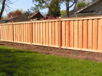 Question re: fence : HomeImprovement