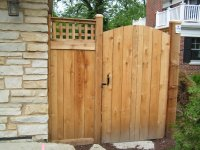 Fence Door & Fence Gate Designs