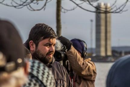 Gypsy spokesperson, Mr. Mihai Negrea.