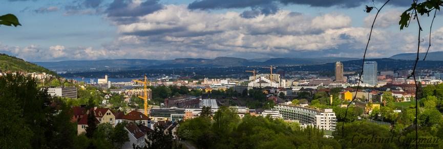 Panorama, Oslo