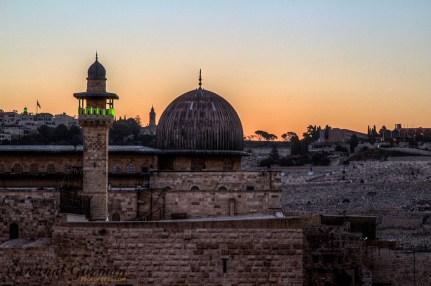 מסגד אל-אקצא Photomatix & Lightroom