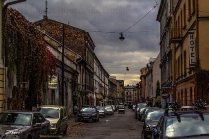 December: Krakow, Poland