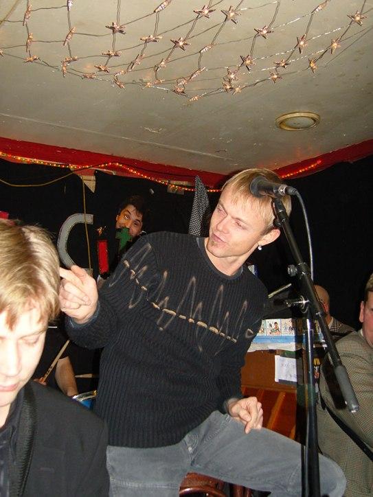 Frank Znort Quartet with Jimmy Jass