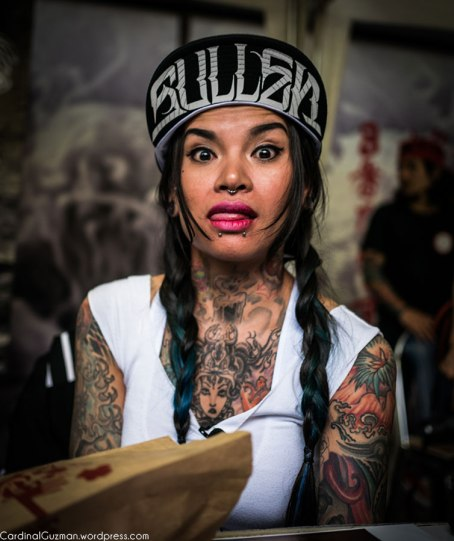 Natcha Plainche (Bubblebrain Tattoo)