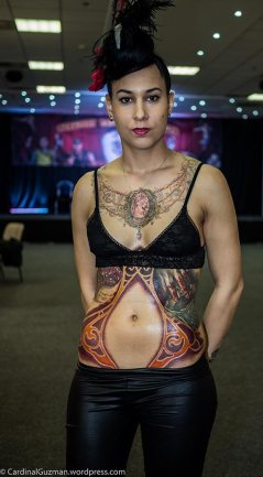 Model: Adrienn Judit Náhóczki