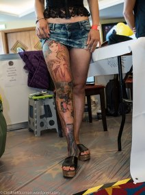 Jenna Huang - inked by George Chou.