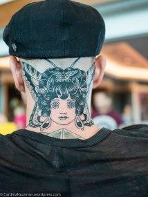 Joe Mullan, Joker Tattoo Studio.