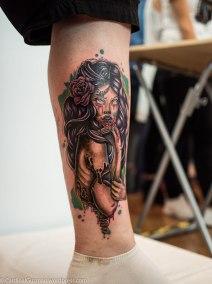 Kim Bale Tattoo