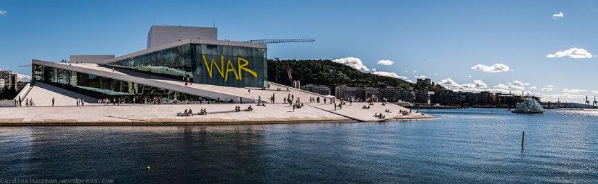 September: War at the Opera.