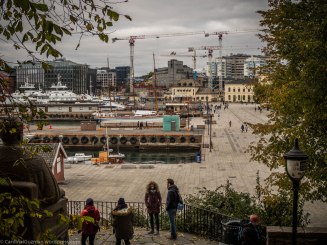 Rådhuskaia / City Hall Docks