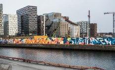 Graffiti, Barcode, Oslo.