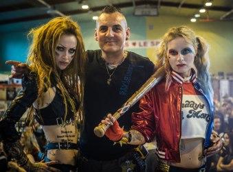 Shelly d'Inferno, Grisha & Ingrid Mutschler.