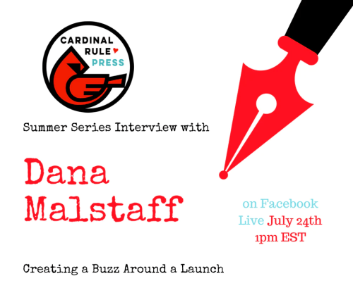 Summer Interview Series-Creating a Buzz Around a Launch - cardinalrulepress.com