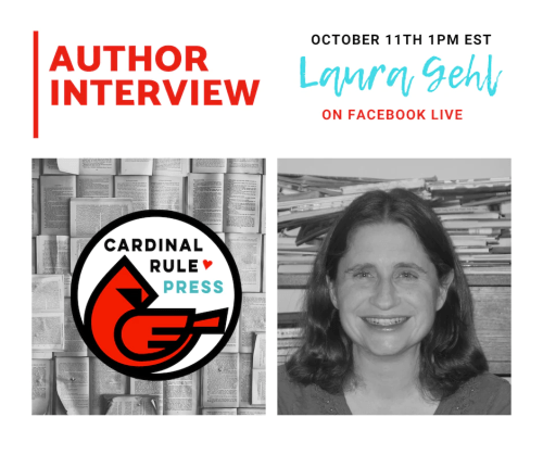 Author Interview Series-Laura Gehl - cardinalrulepress.com