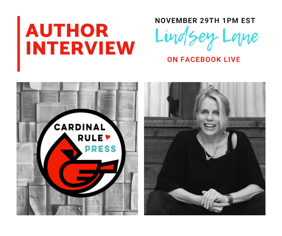 Author Interview With Lindsey Lane