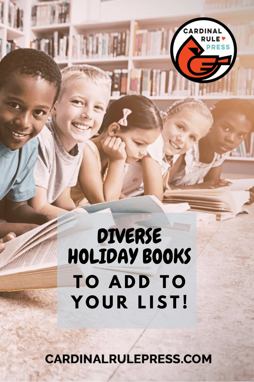 Diverse Holiday Books to Add to Your List!