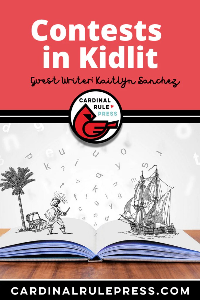 Contests in Kidlit. Blog contests that can lead to growth as well as connections to industry individuals. #Contests #Kidlit #KidlitAuthors #BlogContests
