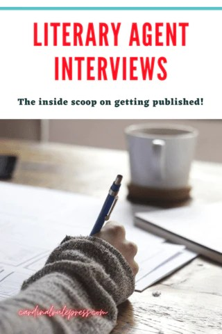 Literary Agent Interview Series {Eva Scalzo - Speilburg Literary} Perfect for aspiring writers and authors who are looking to get published. Learn the inside scoop on what an agent looks for and more! #LiteraryAgent #InterviewSeries #GetPublished