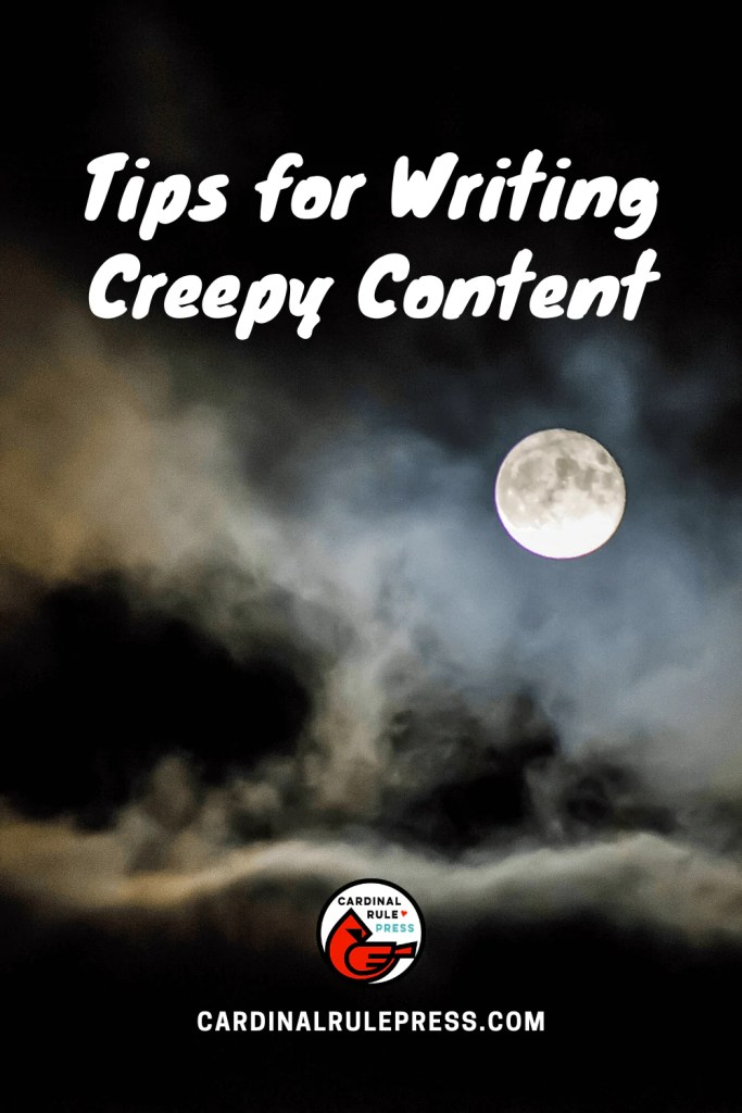 How to Write Content that is Absolutely Bone Chilling. If you're interested in writing spooky content or simply sharing it with your kids. #WritingSpookyContent #HowToWrite #Halloween #CreepyContent #HowToWriteContent