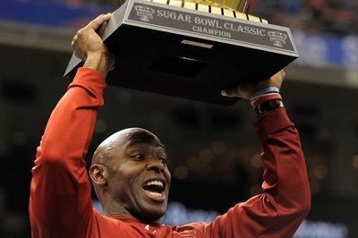 NCAA Football: Sugar Bowl-Louisville vs Florida