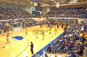 NCAT Aggie Crowd