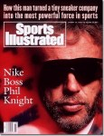 Bill Knight - Nike Boss August 16, 1993 x 44604 credit:  Burk Uzzle- freelance