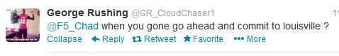 George Rushing (GR_CloudChaser1) on Twitter